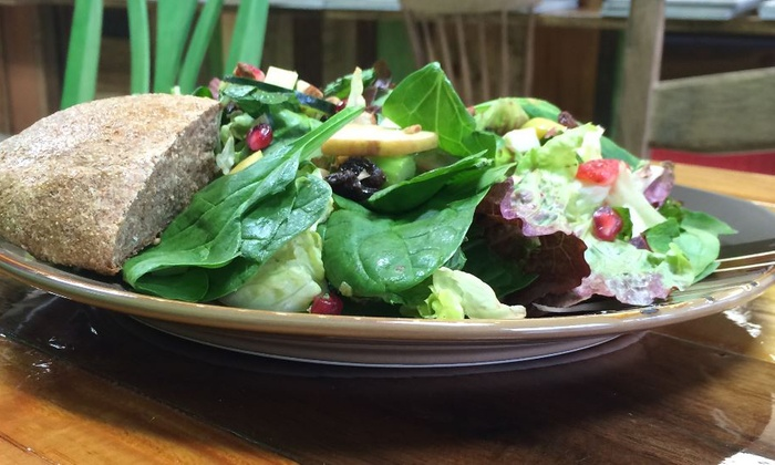 Organic Festival - Northeast Raleigh: $12 for $20 Worth of Healthy Cuisine for Two at Organic Festival