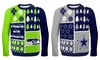 NFL Ugly Sweaters Busy Block: NFL Ugly Sweaters Busy Block