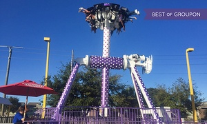 Andretti Thrill Park: Three-Hour Attractions Pass or an All-Day Pass at Andretti Thrill Park (Up to 42% Off)