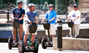 Triangle Glides: $30 for a 90-Minute Segway Tour from Triangle Glides ($55 Value)