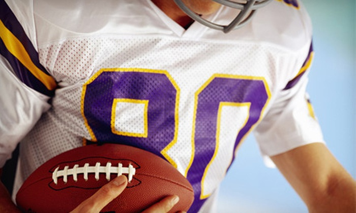 Vivroux Sports - Terrell Heights: Sports Apparel and Gear at Vivroux Sports (Half Off). Two Options Available.