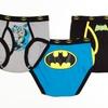 3-Pack of DC Comics Batman Boys' Briefs