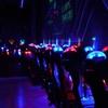 Partie de laser game pour 1 personne