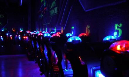 1 partie de laser game de 20 minutes pour 4 ou 8 personnes dès 14,90 € au Laser Game Brest