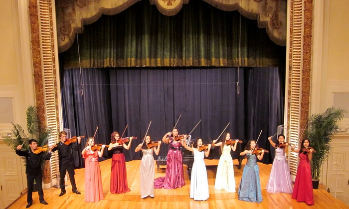 """""""Taste of Holidays""""  - John Hancock Hall: Taste of the Holidays with Julian Milkis and the Siberian Virtuosi from Russia on Tuesday, December 15 at 8 p.m."""
