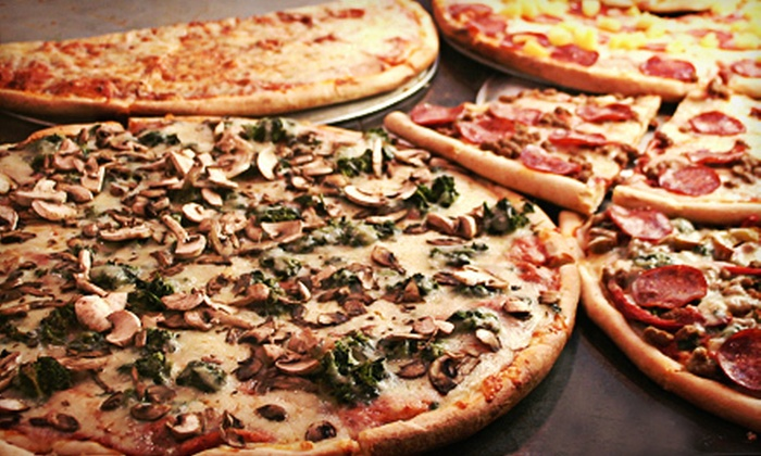 Lorenzo's Pizza and Pasta - North Scottsdale: $12 for $25 Worth of New York-Style Pizza and Pasta at Lorenzo's Pizza and Pasta
