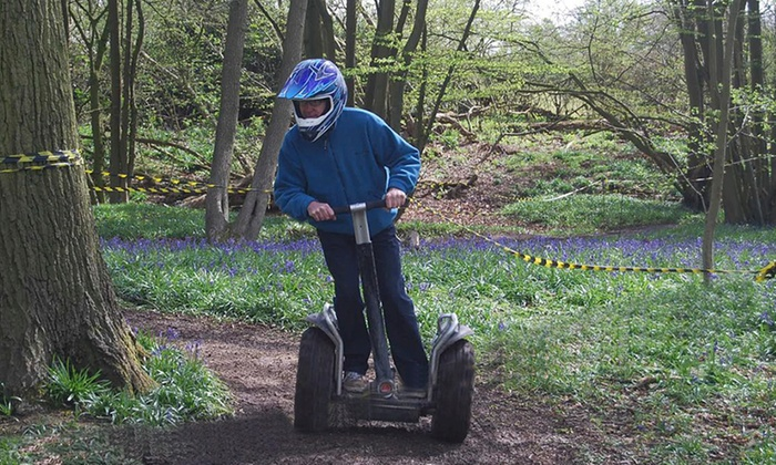 Segway Unleashed - Stansted House: 45-Minute Segway Ride for One or Two with Segway Unleashed (Up to 66% Off)