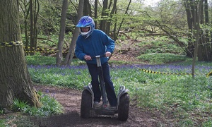 Segway Unleashed: Segway Experience for One or Two at Segway Unleashed (Up to 67% Off)