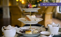 Classic Afternoon Tea with an Optional Glass of Prosecco for Two or Four at Dark Horse Restaurant*