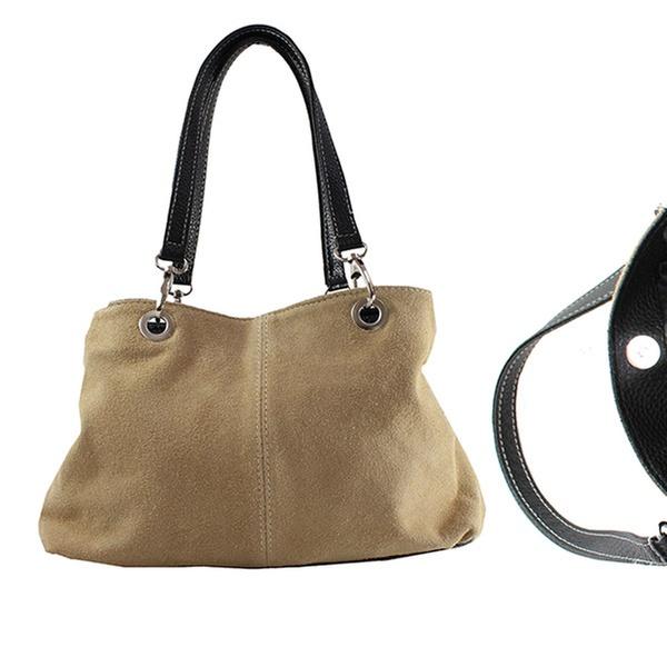 Bolsos de cuero para mujer Olivia Mei disponibles en varios modelos desde 29,98 € (hasta 82% de descuento)