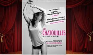 Compagnie Victor- Spect Art: 1 place pour Les Chatouilles 11 ou 12 mai 2017 à Liège ou Namur dès 17,15€
