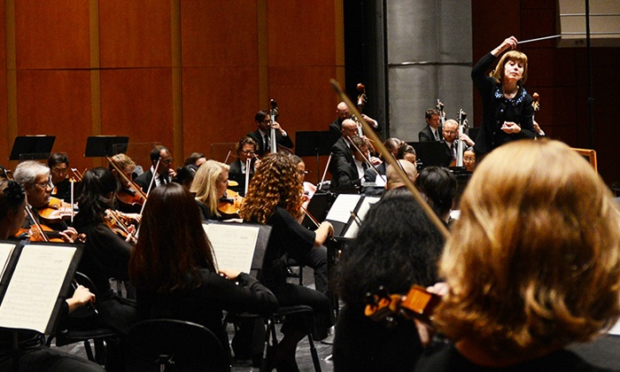 """""""Frankenstein"""" - Sandler Center for the Performing Arts: Virginia Symphony Orchestra's """"Frankenstein"""" for One or Two on Saturday, November 1, at 8 p.m. (Up to 56% Off)"""