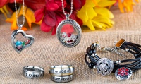GROUPON: Up to 61% Off Custom Jewelry from Stamp the Moment Stamp the Moment