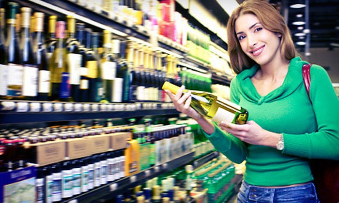 Pyramid Discount Liquors - Littleton: $20 for $40 Worth of Beer, Wine, and Spirits at Pyramid Discount Liquors