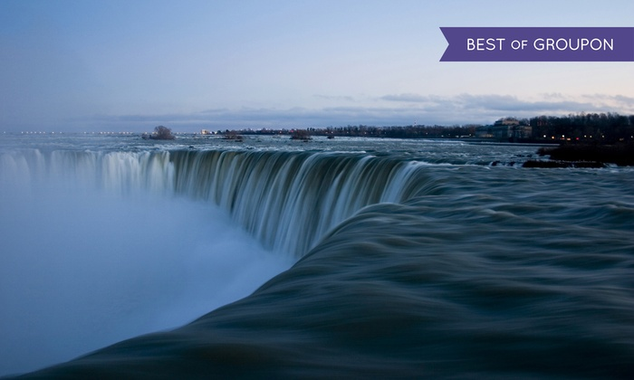 Four Points by Sheraton Niagara Falls Fallsview - Niagara Falls, Ontario: Stay with Family or Couples Package at Four Points by Sheraton Niagara Falls Fallsview in Niagara Falls, ON