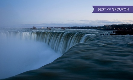 Stay with Family or Couples Package at Four Points by Sheraton Niagara Falls Fallsview in Niagara Falls, ON