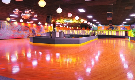 Classic Birthday Party Package or Skating for Two or Four at Skate Zone 71 (Up to 52% Off)