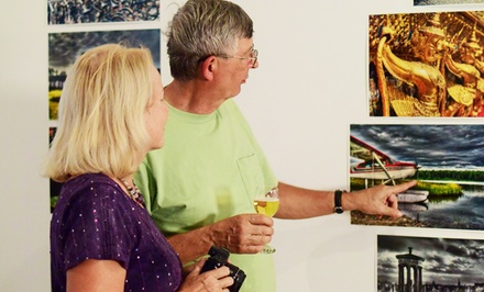 Travel Photo Trivia Night for Two or Four at City View Studio (Up to 45% Off)