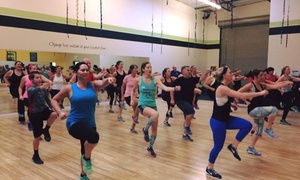 The Group Effect Fitness Studio: Four Weeks of Fitness Classes at The Group Effect Fitness Studio (65% Off)
