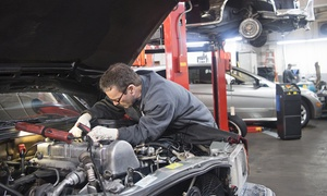 Just In Time Auto Service: CC$10 for CC$100 Worth of Car Repair at Just In Time Auto Service