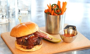 Mike Shannon's Grill: Upscale Pub Food at Mike Shannon's Grill (Up to 54% Off)