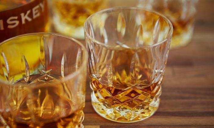 Villa Justitia - Wiesbaden: 3 Std. Whisky-Tasting mit 9 verschiedenen Whisky-Sorten für 1 oder 2 Personen in der Villa Justitia (bis zu 42% sparen*)