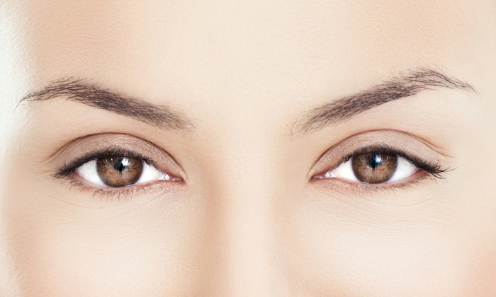 Arch Salon - Clifton Park: Three Eyebrow Threadings or a Signature Facial with Optional Eyebrow Threading at Arch Salon (Up to 64% Off)