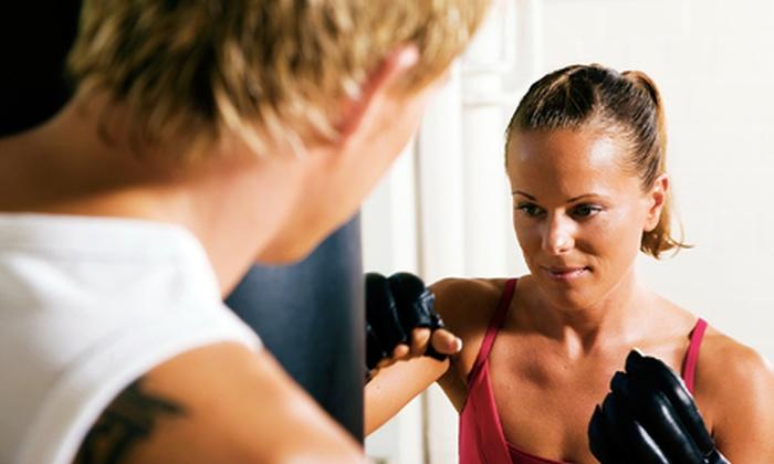 Burn Personal Training - Concord Mills: One, Three, or Six Sessions at Burn Personal Training (Up to 66% Off)