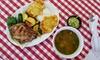 Rincon Valluno - Mission Bend North: A Latin American Lunch for Two at Rincon Valluno (45% Off)