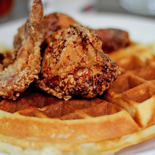 Crown Fried Chicken & Waffle House