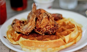 Comfort Food at Chef Eddie's (Up to 52% Off). Five Options Available.