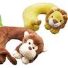 Cloudz Plush Animal Soft n' Cuddly Travel Pillow