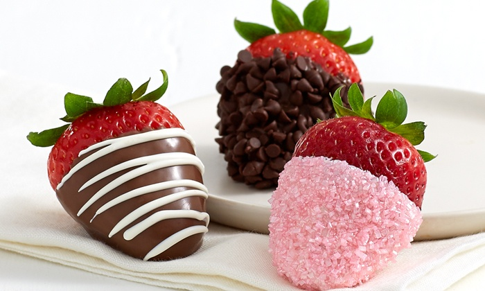 Shari's Berries: $40 for a Dozen Mother's Day Strawberries with Delivery from Shari's Berries ($54.98 Value)