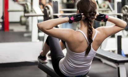 Up to 58% Off Gym Membership