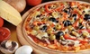 52% Off at Straw Hat Pizza