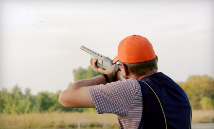 Sporting-Clays Package for Two or a Family Membership at Wings North (Up to 53% Off). Three Options Available.