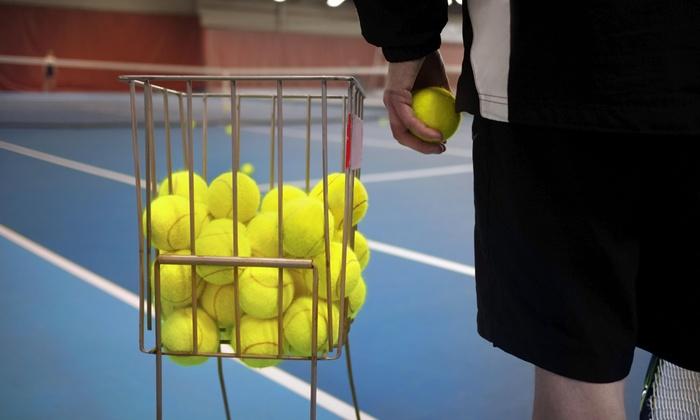 Total Tennis - Sierra View Country Club: 54% Off Summer Tennis Camp  at Total Tennis