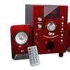 QFX 2.1-Channel NFC Bluetooth Speaker System (BT-202)