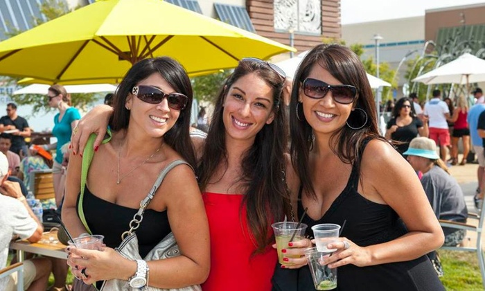 Tequila & Taco Music Festival  - Santa Cruz: $20 for Entry and Margaritas for Two People at Tequila & Taco Music Festival ($40 Value)