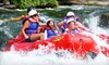 Harpers Ferry Adventure Center - Purcellville: $39 for a Fall Adventure Day with Whitewater Rafting and Fall Festival Entrance at Harpers Ferry Adventure Center ($82.28 Value)