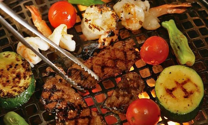 Gyu-Kaku Valencia - Gyu-Kaku Valencia: $15 for $30 Worth of Japanese Barbecue at Gyu-Kaku Valencia