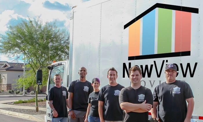 NewView Moving - Phoenix: $70 for $140 Worth of Moving Services — Newview Moving