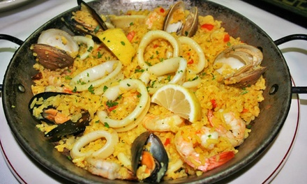 Seafood Cuisine for Two or Four at Kone Restaurant (Up to 51% Off)
