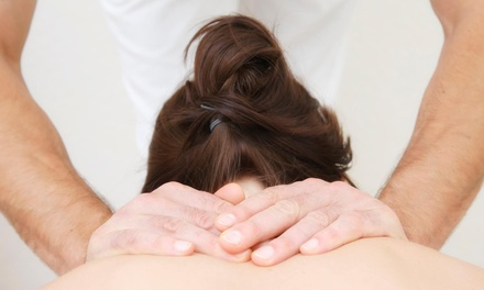 An 60-Minute Acupressure Massage at Massage Services with Ailing Gao (60% Off)