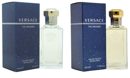 Versace Dreamer Eau de Toilette for Men (1.7 or 3.4 Fl. Oz.)