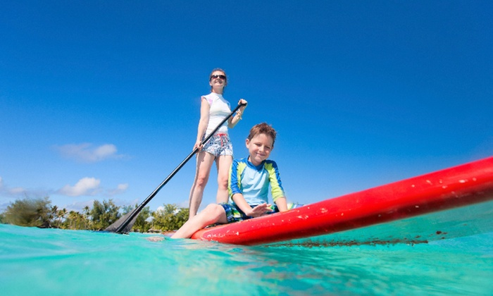 Singer Island Outdoor Center - Riviera Beach: Two-Hour Paddleboard or Kayak Rental for One or Two at Singer Island Outdoor Center (Up to 54% Off)