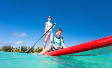 Two-Hour Paddleboard or Kayak Rental for One or Two at Singer Island Outdoor Center (Up to 54% Off)