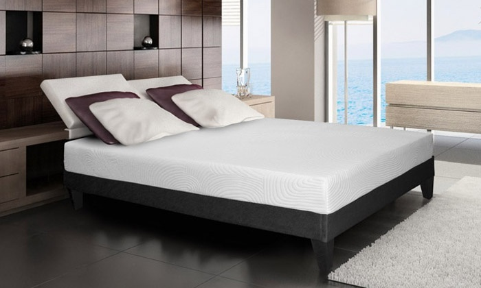 matelas m moire de forme suite royale 5 groupon shopping. Black Bedroom Furniture Sets. Home Design Ideas