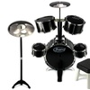 Children's Deluxe Toy Drum Set