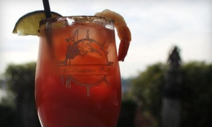 Gillnetter Pub - Port Coquitlam: $10 for $20 Worth of Pub Food and Drinks at Gillnetter Pub